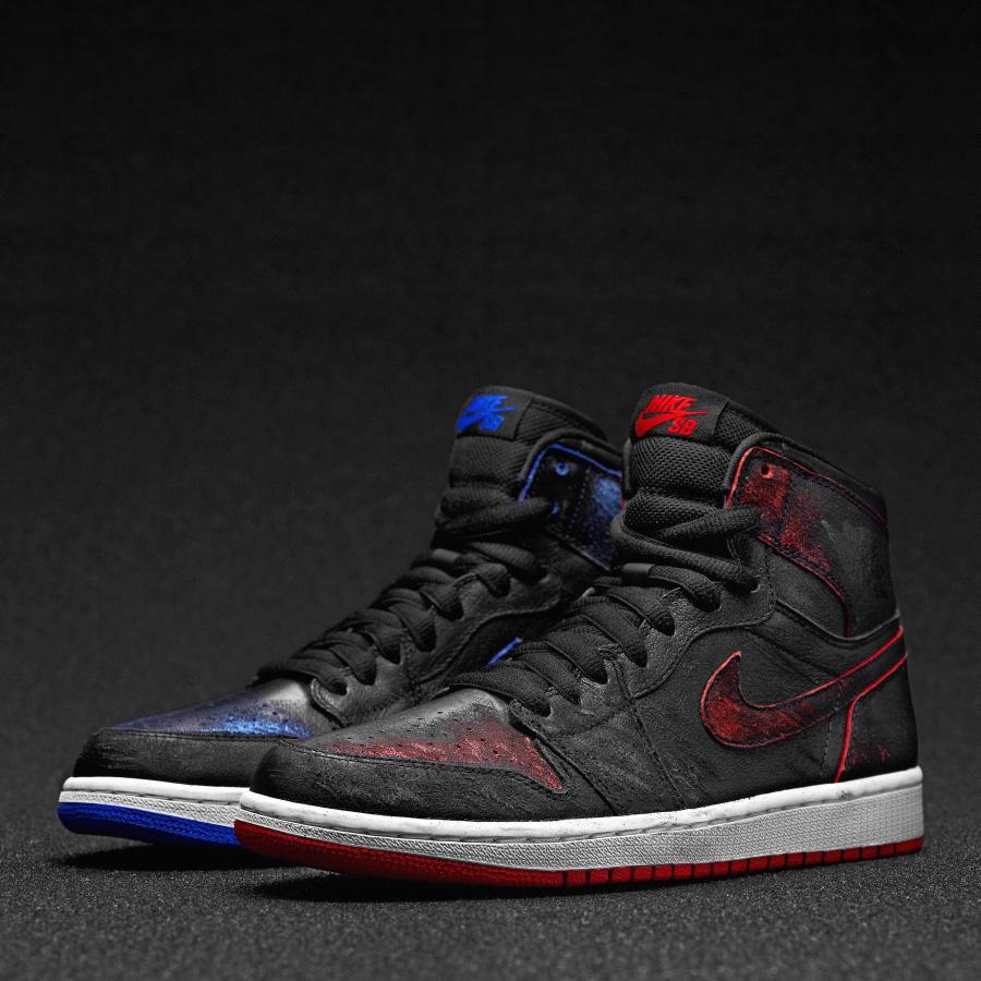 7710b69a1904 Nike SB x Air Jordan 1  Lance Mountain