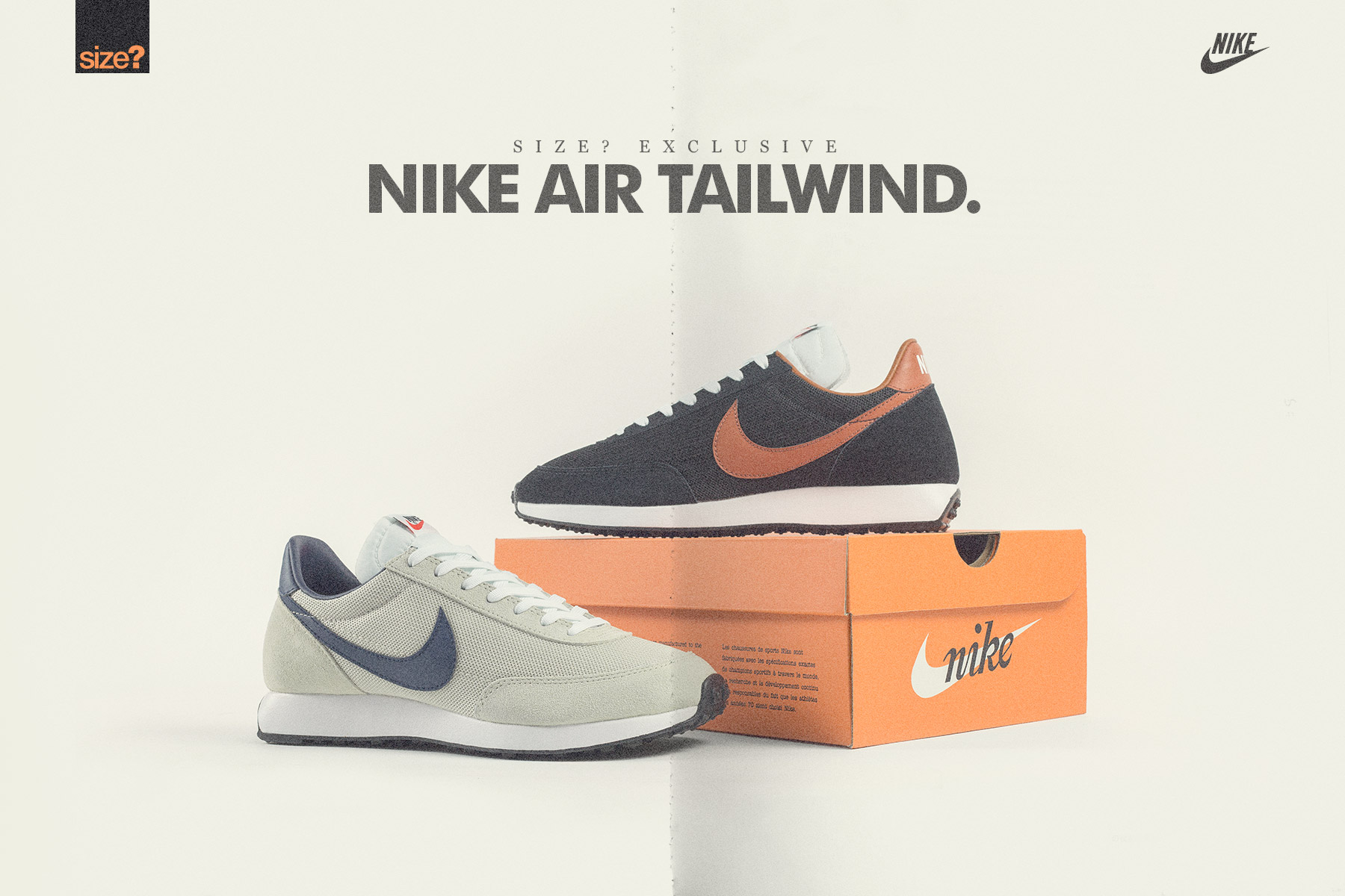 hot sale online 94838 0959f Nike Tailwind - size? Exclusive - size? blog