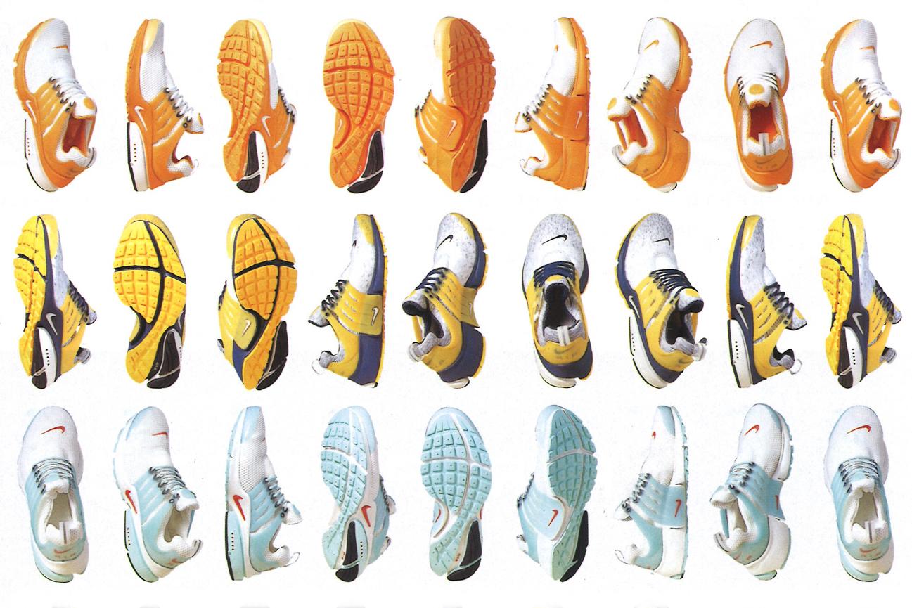 A Brief History: Nike Air Presto