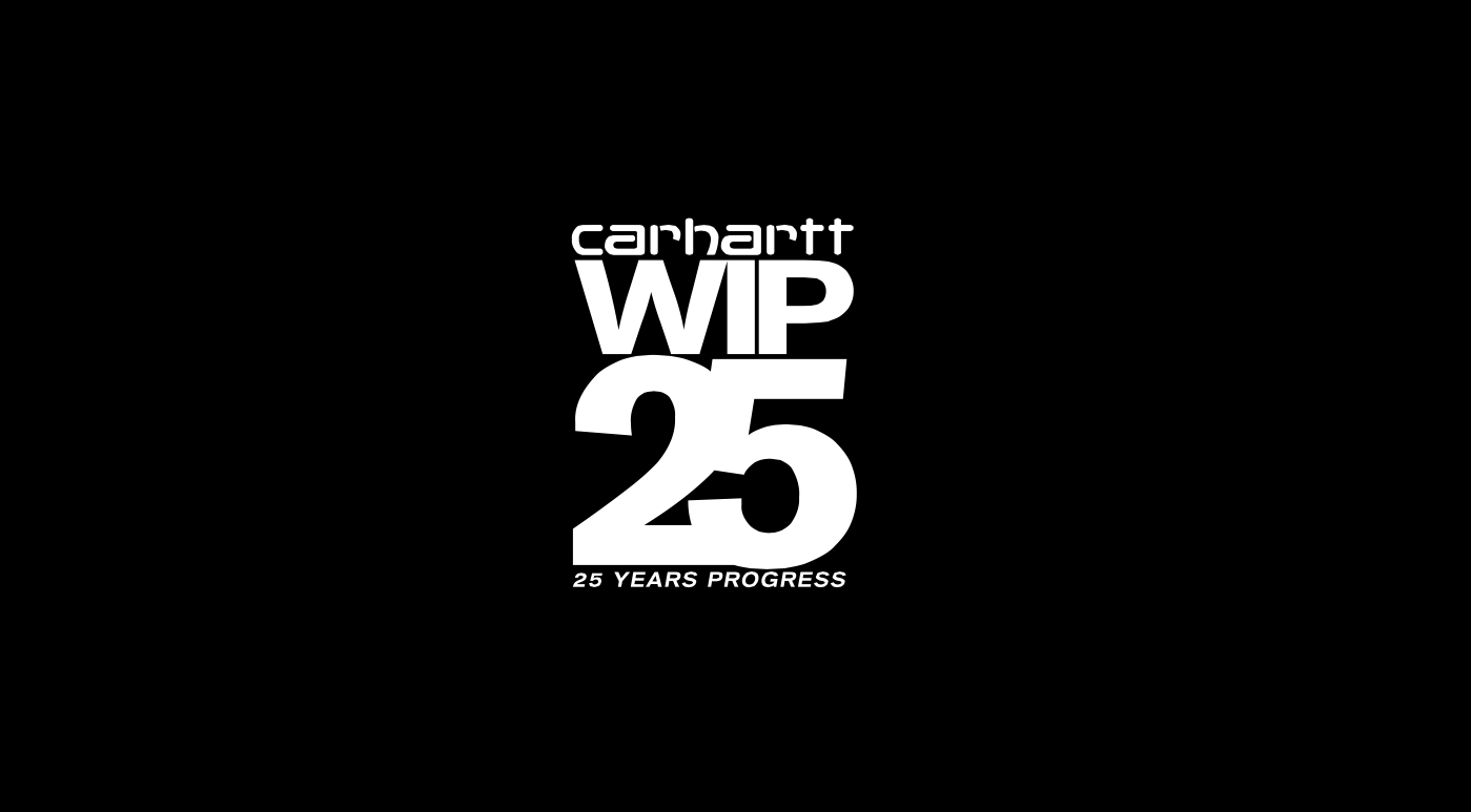 Carhartt WIP 25 Year Collection.