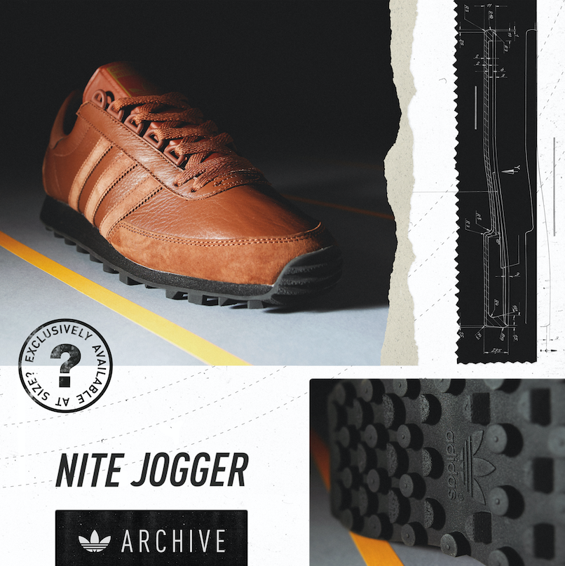 adidas Originals Archive Nite Jogger – size? Exclusive
