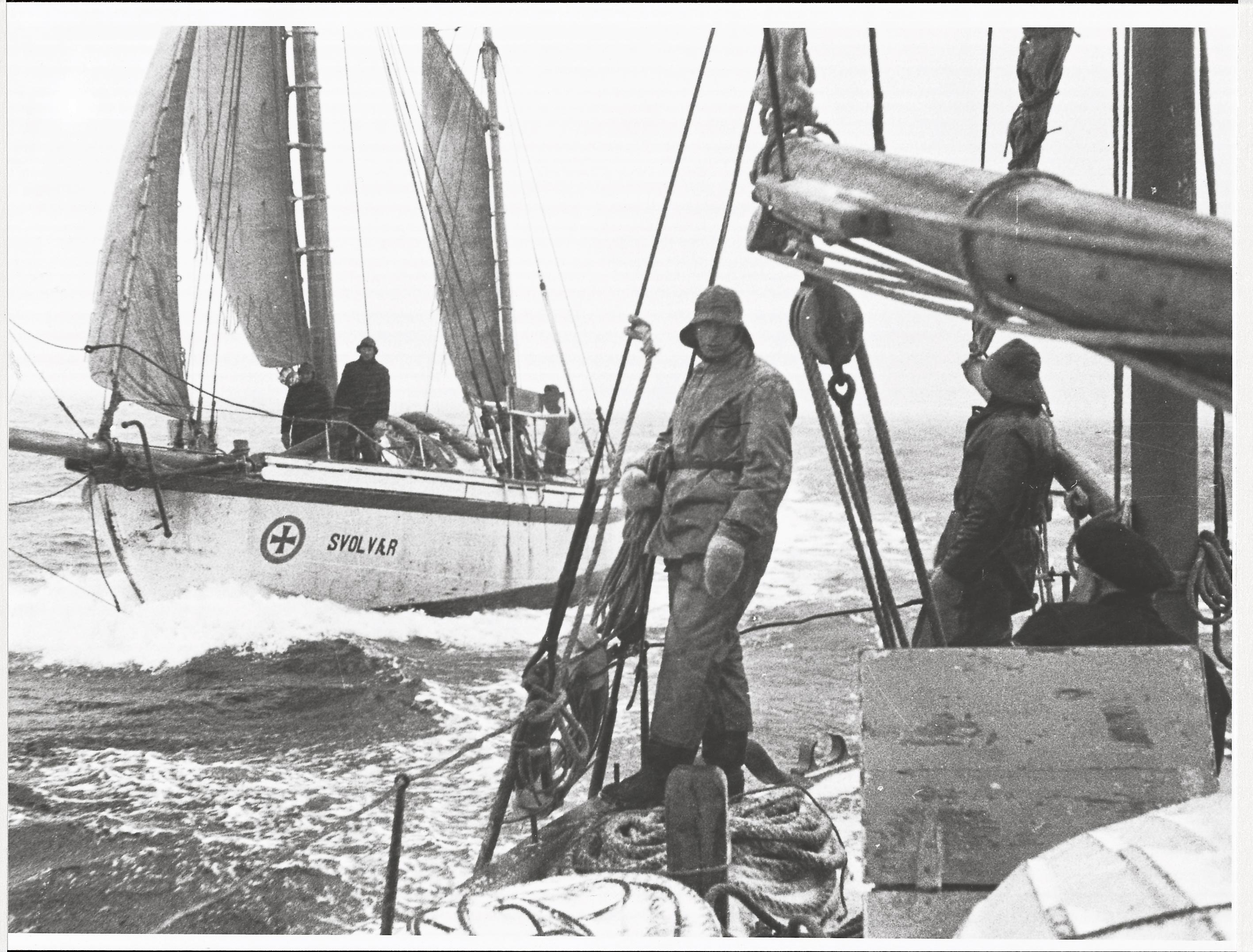 Nautical by Nature: Helly Hansen – by Gary Warnett