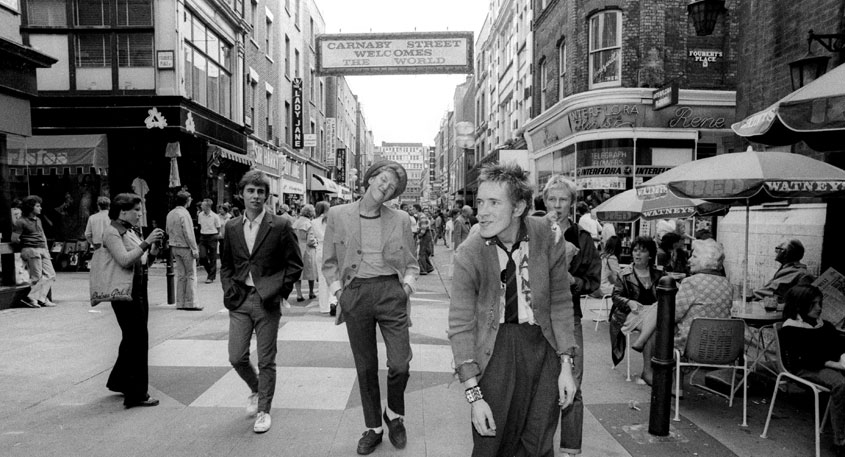 The history of Carnaby Street