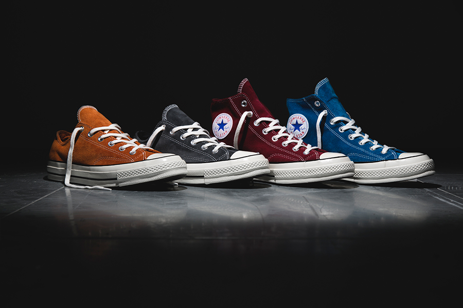 Converse Chuck Taylor All Star 70s Suede Collection - size  blog dc2e7759b