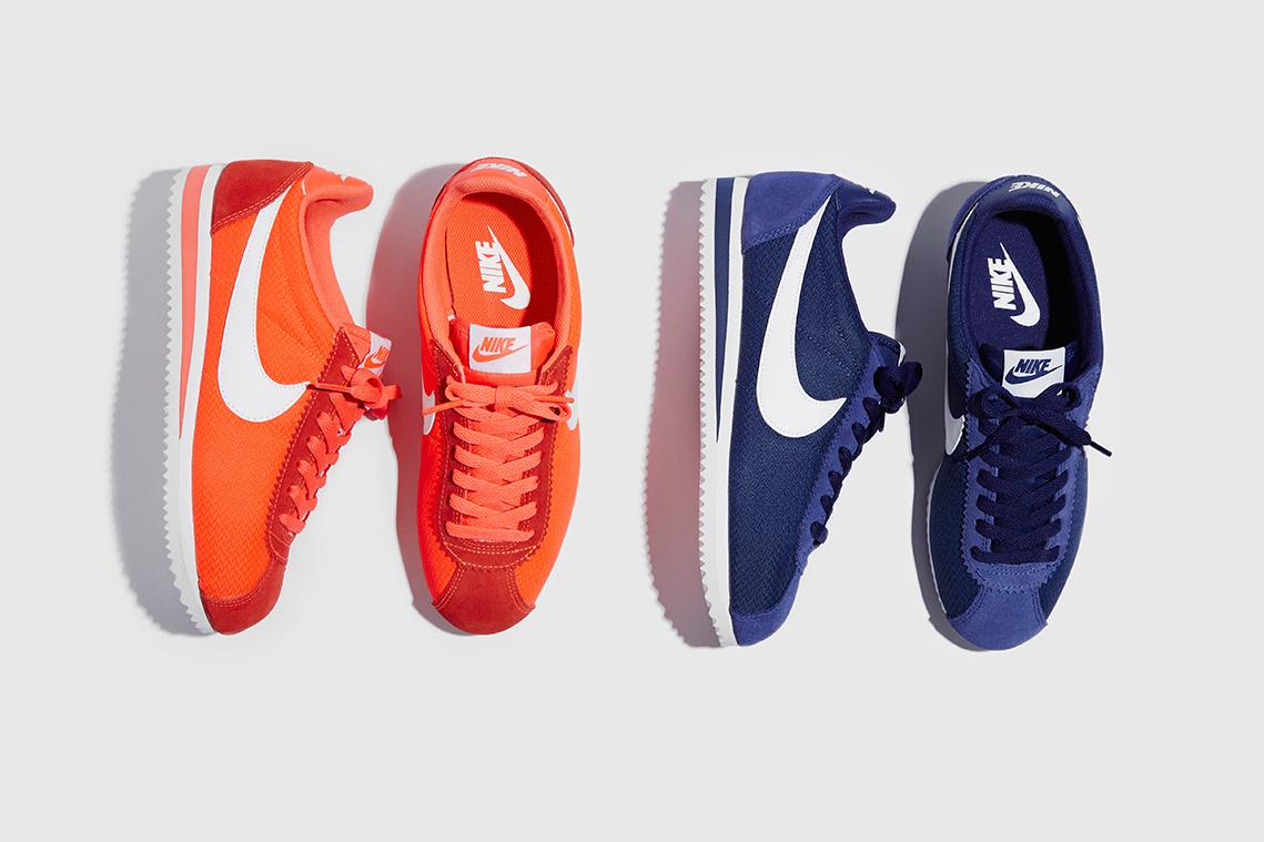 Nike Women's Cortez Nylon