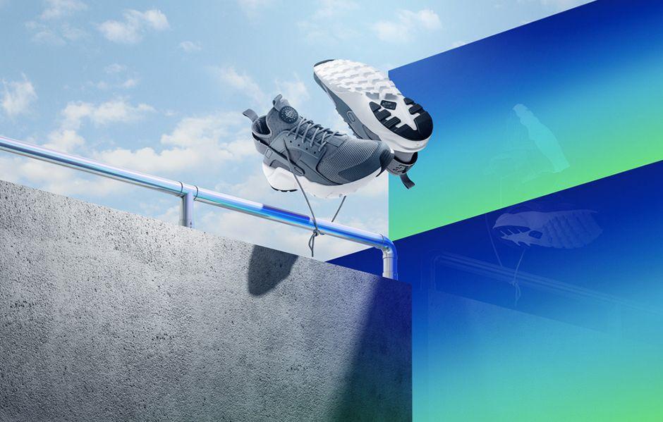 Introducing the Nike Air Huarache Ultra
