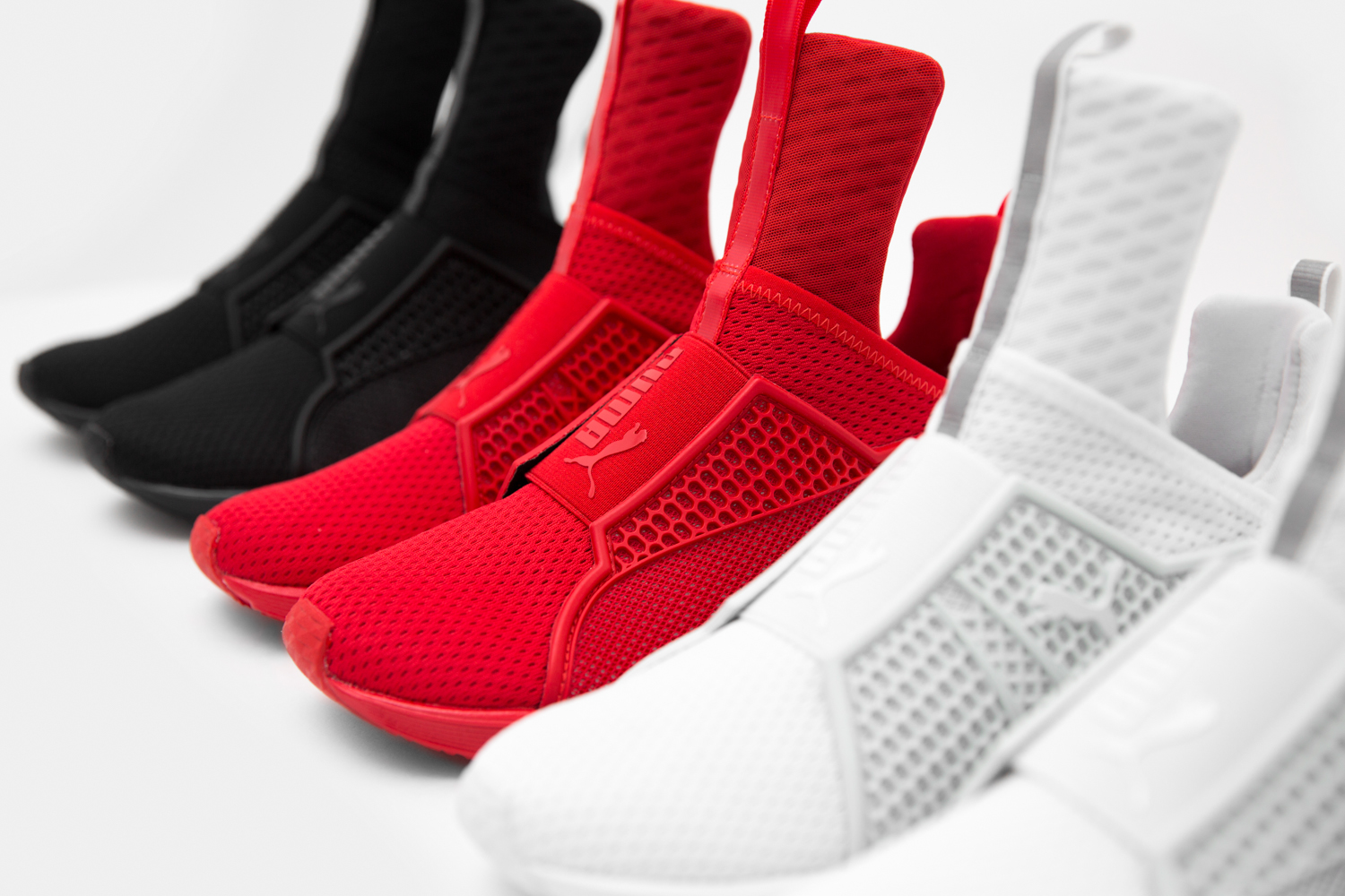 ... by rihanna 9f3f7 c30c6 usa puma fenty trainer by rihanna 9f3f7 c30c6  canada  rihannas new fenty x puma trainers are already sold out thefashionspot ... af83550b5