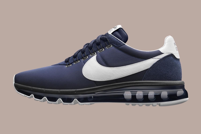 Hiroshi Fujiwara's Nike Air Max LD-Zero H