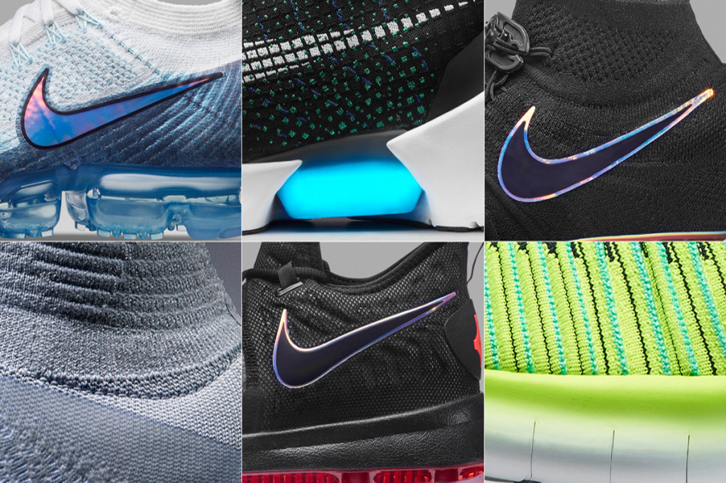 The future of Nike footwear from the 2016 Innovation Summit (via Sole Collector)