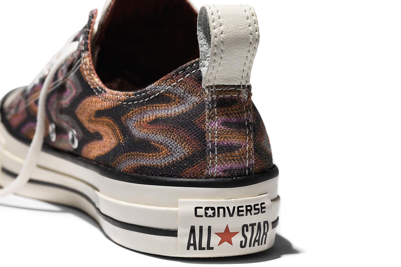 Converse x Missoni Women's collection - size? blog