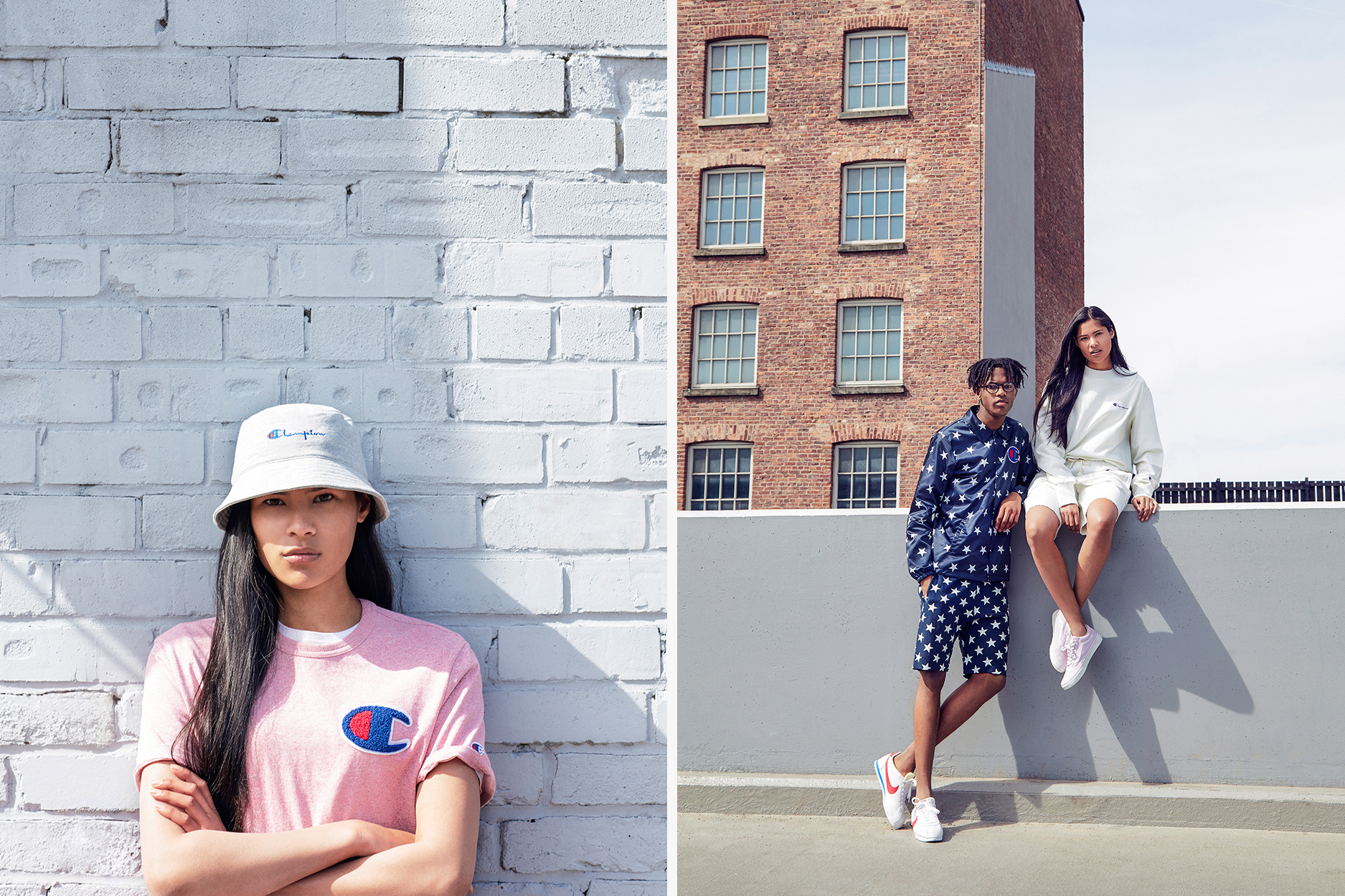 Champion Spring/Summer '16 Collection