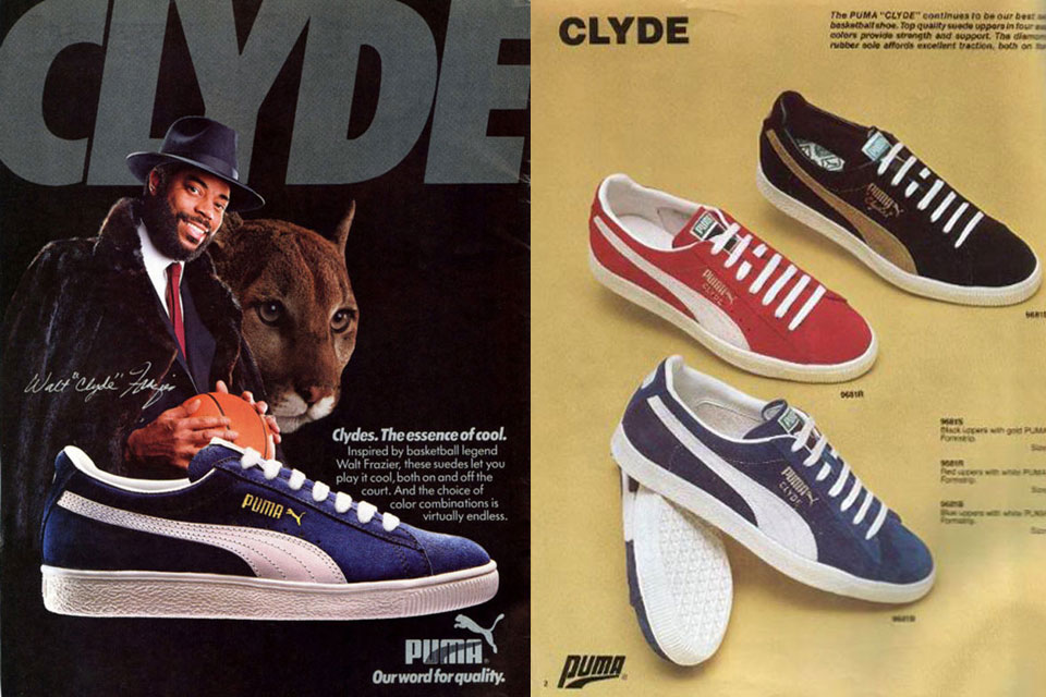 factory authentic 4b586 41cb8 Puma Clyde OG - size? blog