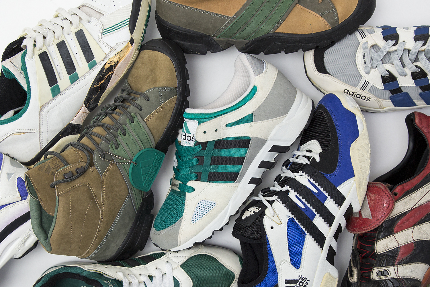 size? HQ Lock Up – adidas Equipment