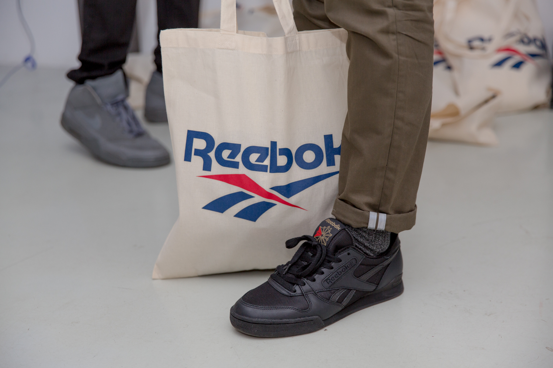 Reebok clothing store