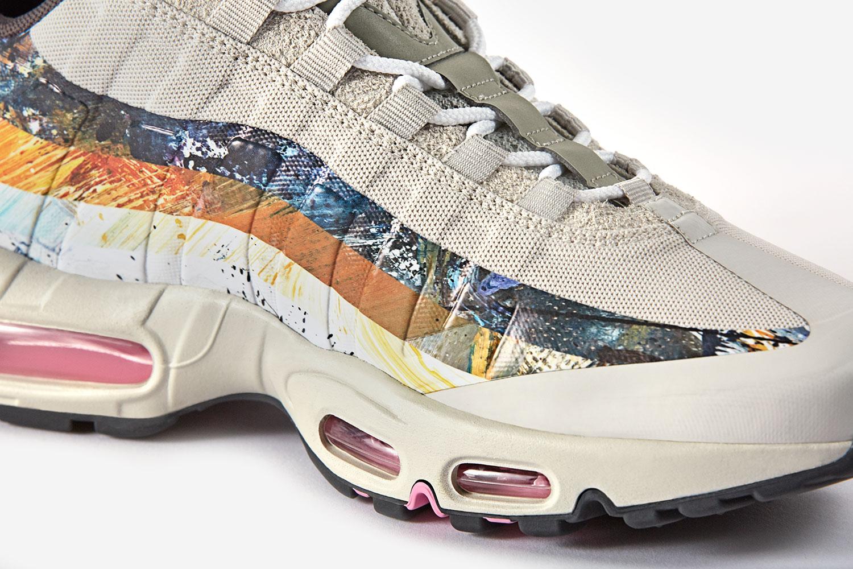 san francisco c1229 d8312 size? x Dave White x Nike Air Max 95 DW - size? blog