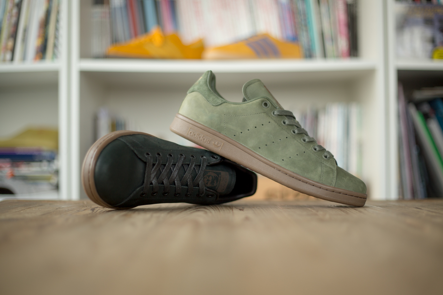 adidas Originals Stan Smith 'Winterised' – size? Exclusive