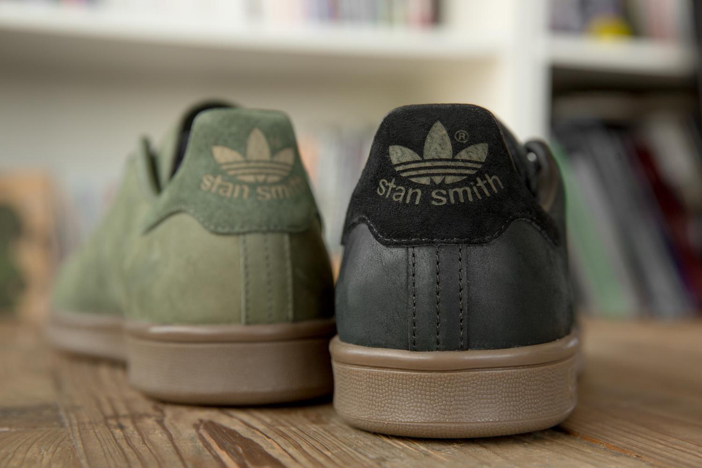 adidas Originals Stan Smith  Winterised  - size  Exclusive - size  blog a24421c6b