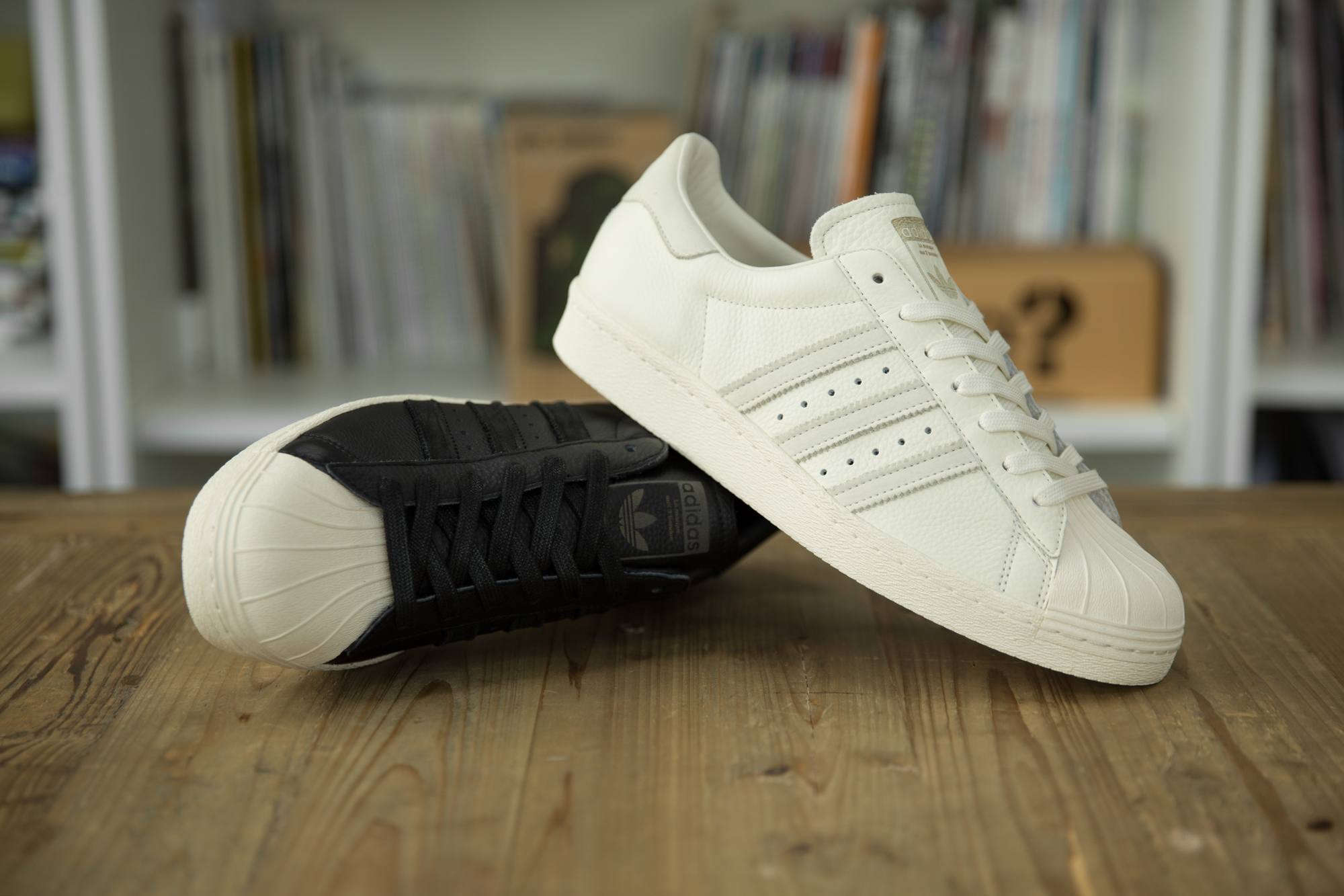 adidas Originals Superstar 80's - size? Exclusive