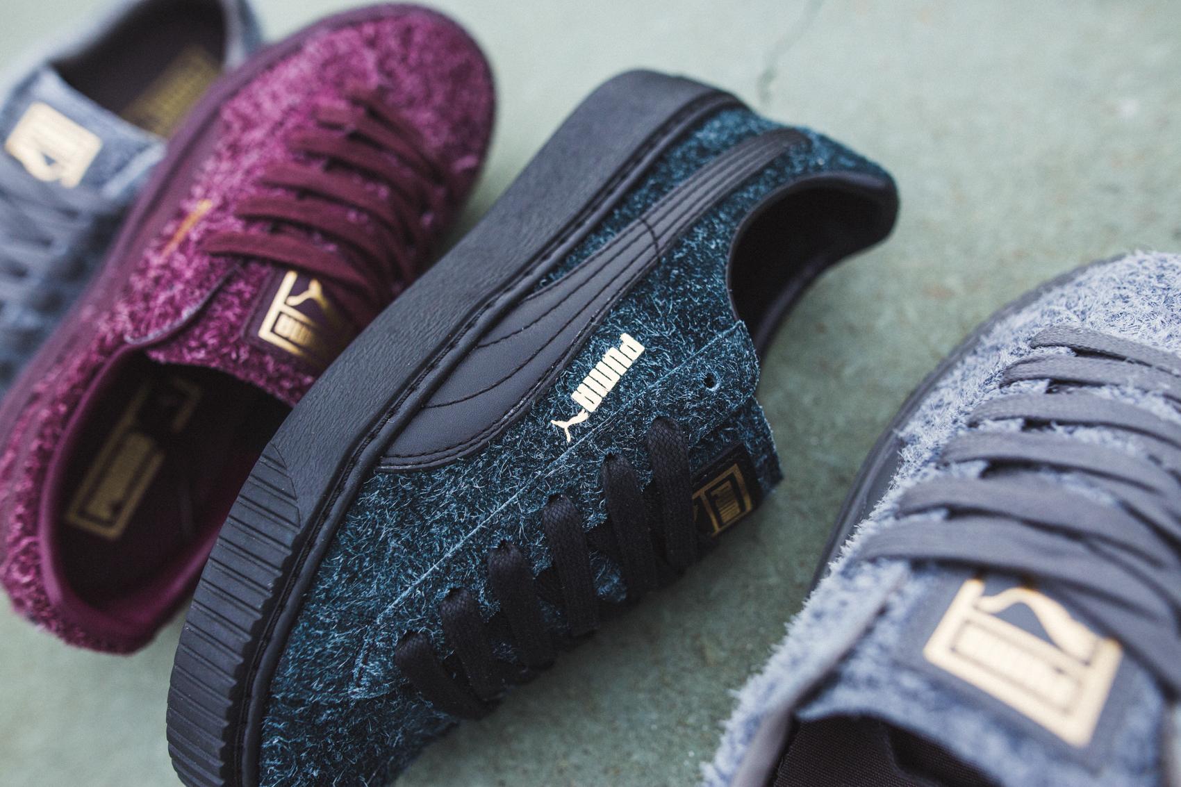 5874af880a02 Puma Basket Platform Elemental - Women Shoes wearpointwindfarm.co.uk