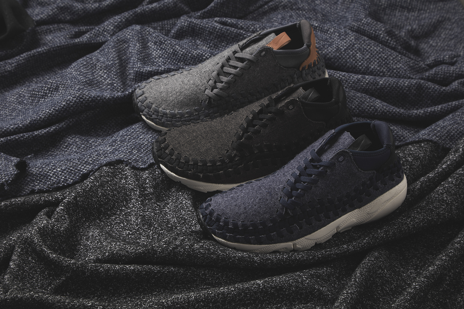 outlet store cafe4 61bf2 Nike Air Footscape Woven Chukka