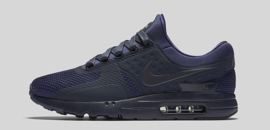 Conception innovante bcf4a 3712e Nike Air Max Zero Tonal Pack - size? blog