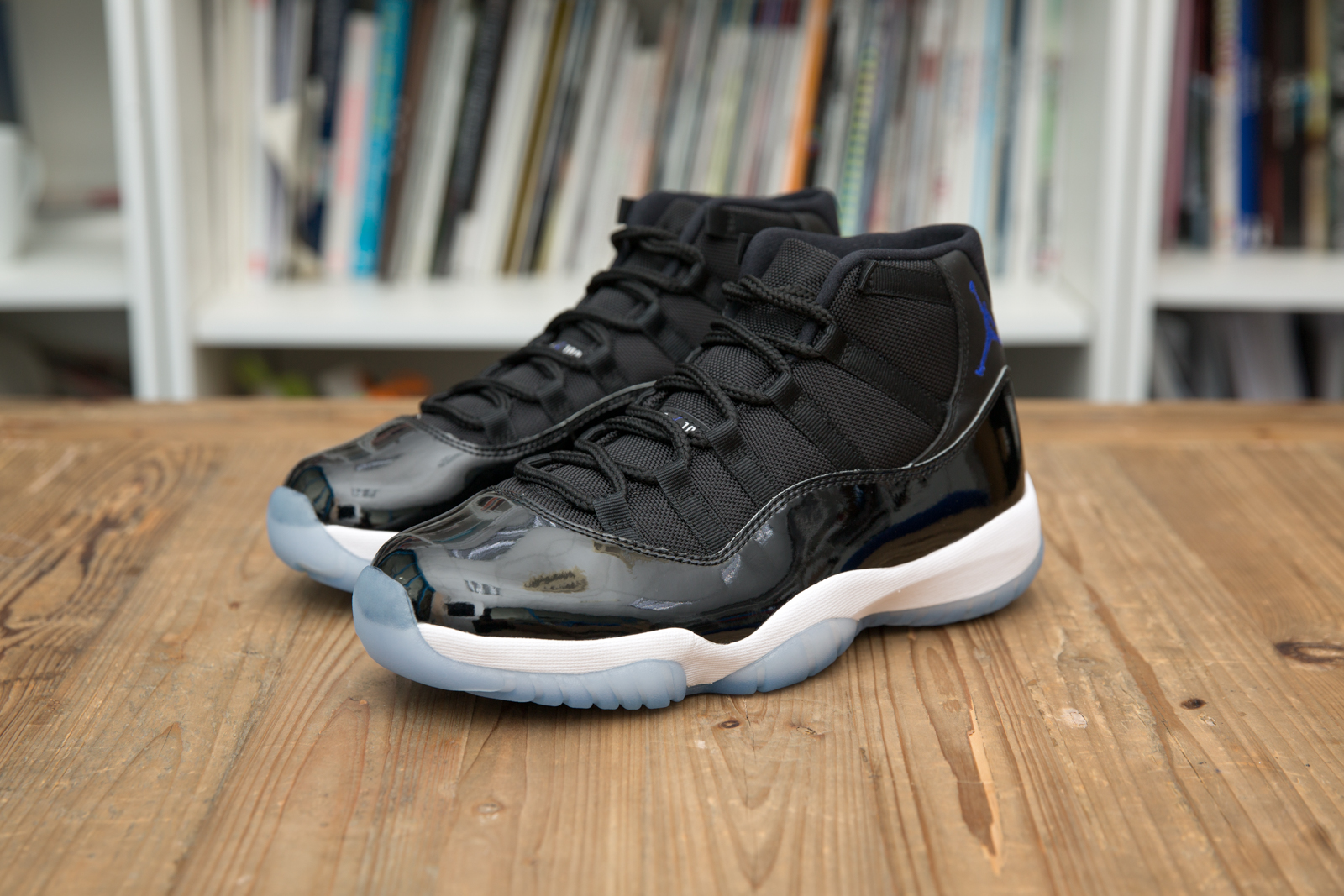 pretty nice 61476 b8038 Air Jordan XI 'Space Jam' - size? blog