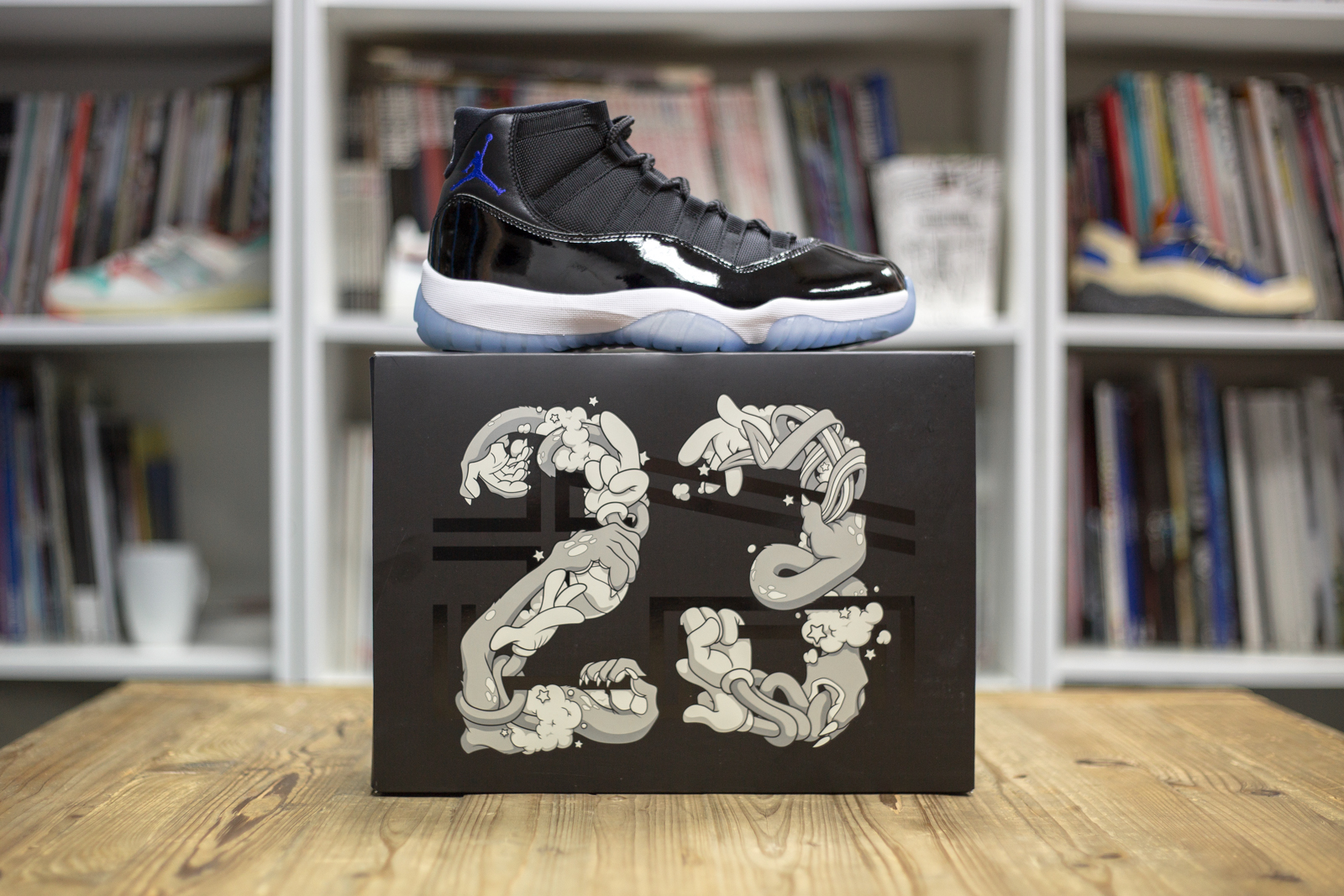 ca55a3980558bf Air Jordan XI  Space Jam  - size  blog
