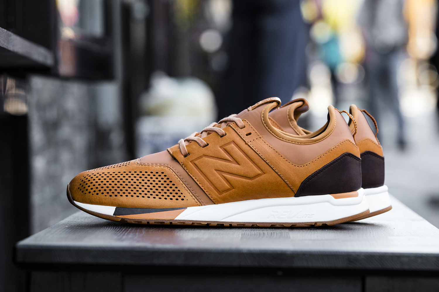NEW BALANCE REVEALS THE 247 LUXE