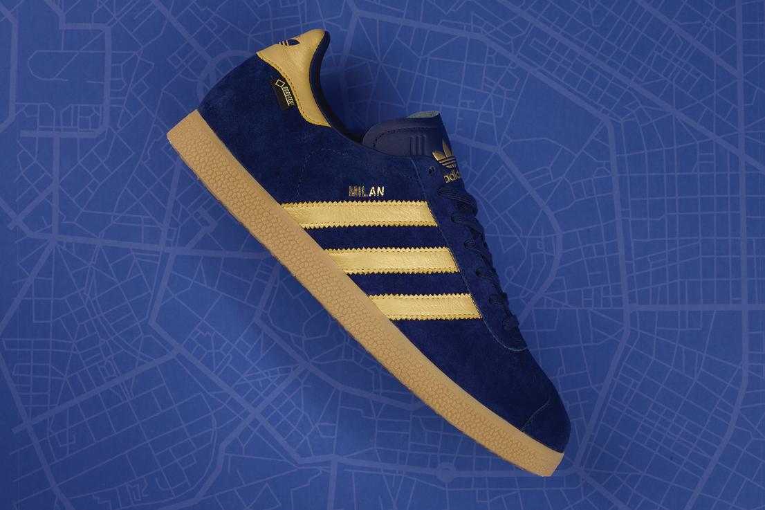 best sneakers 8df35 cc045 adidas Originals Gazelle GTX Milan – size