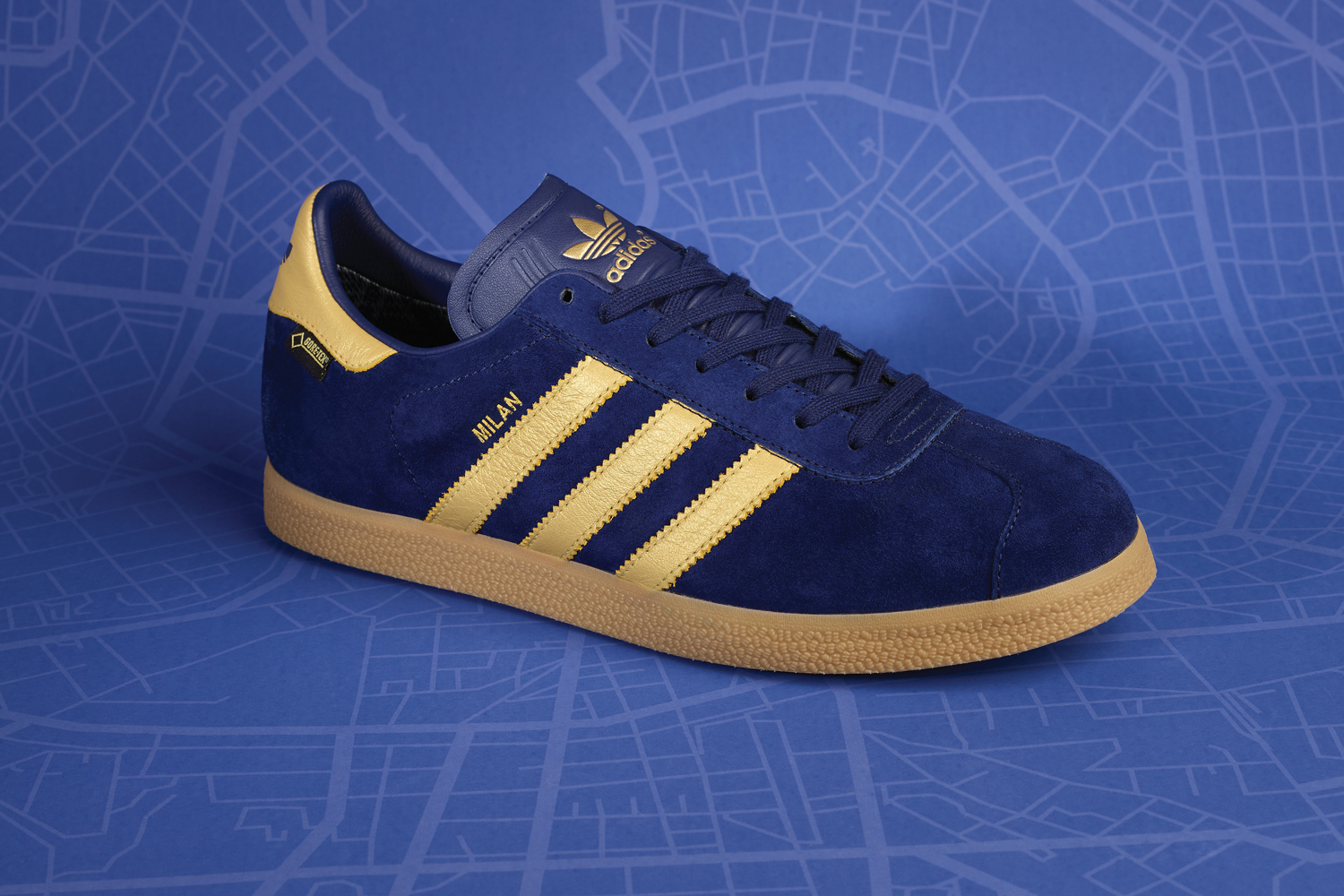 Gazelle Shoes Blue