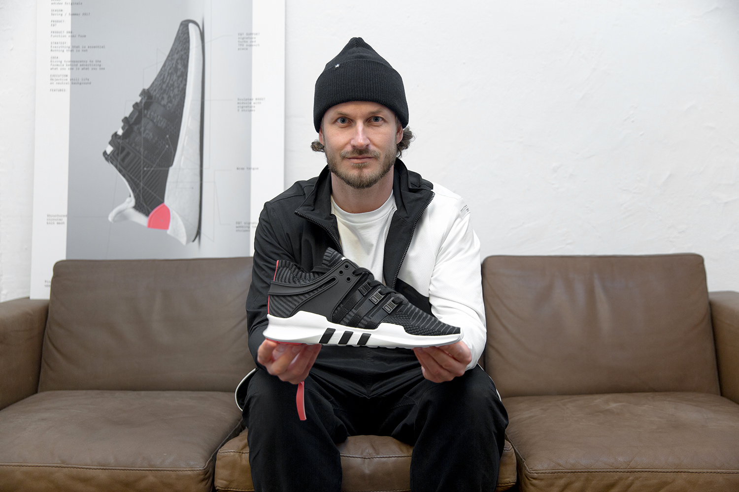 5 Minutes with Till Jagla of adidas Originals