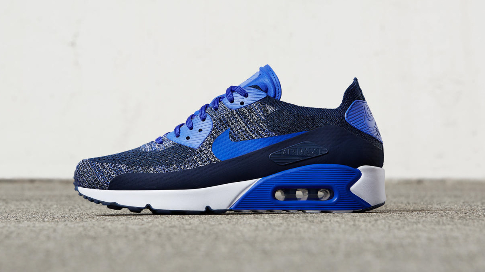 super cute 02a77 e718b Nike Air Max 90 Flyknit - size? blog
