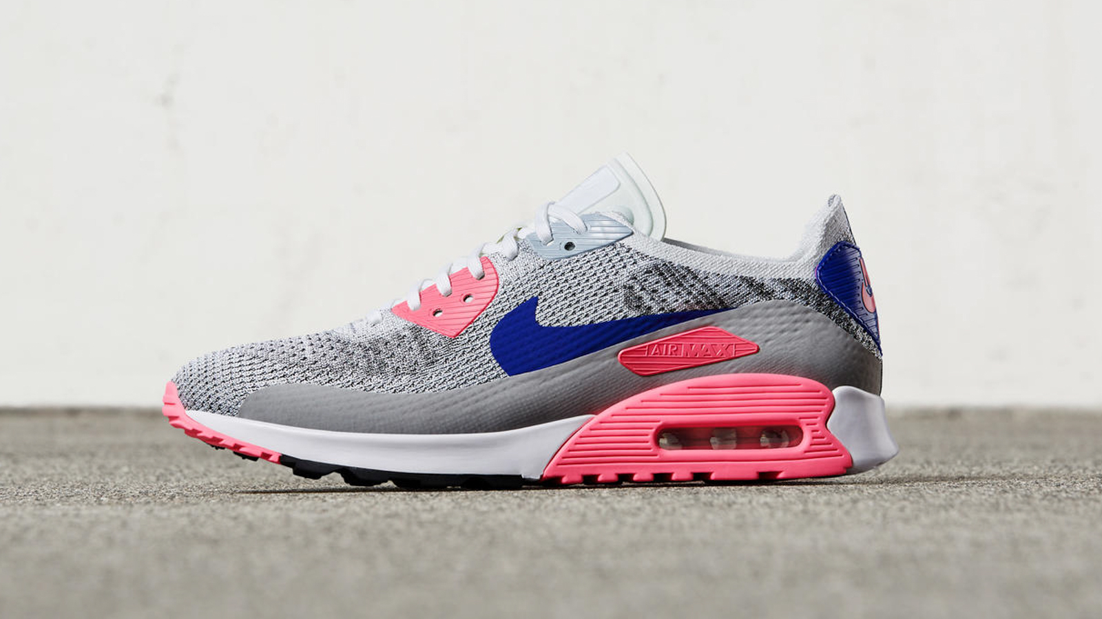 eee7b52f6bb5 The Nike Air Max 90 Flyknit will be available online and in size  stores on  Thursday 2nd March