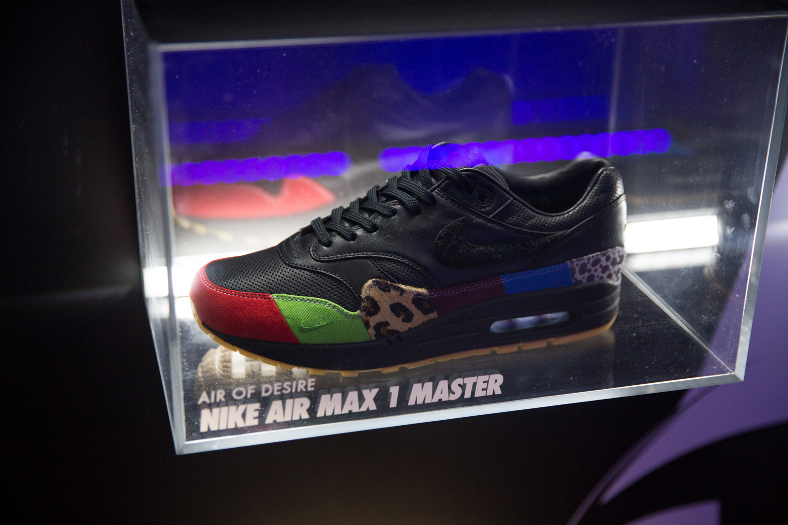 size? Previews March 2017 at the Nike Air Max Lounge. size