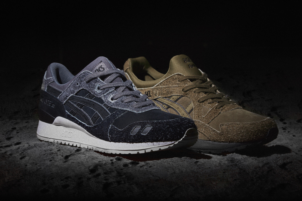 ASICS TIGER 'Far Side of the Moon' Pack – size? Exclusive