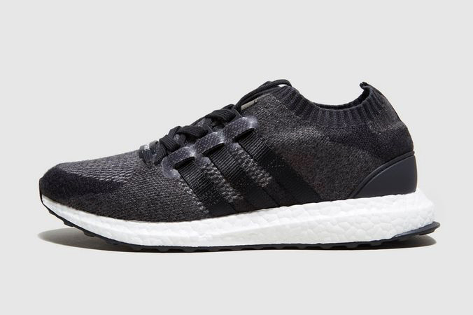 on sale db3ab fc2b7 These lead down to the Ultra Boost midsole, the latest in comfort that  appears to fit the streamlined profile of the EQT perfectly. adidas  Originals ...