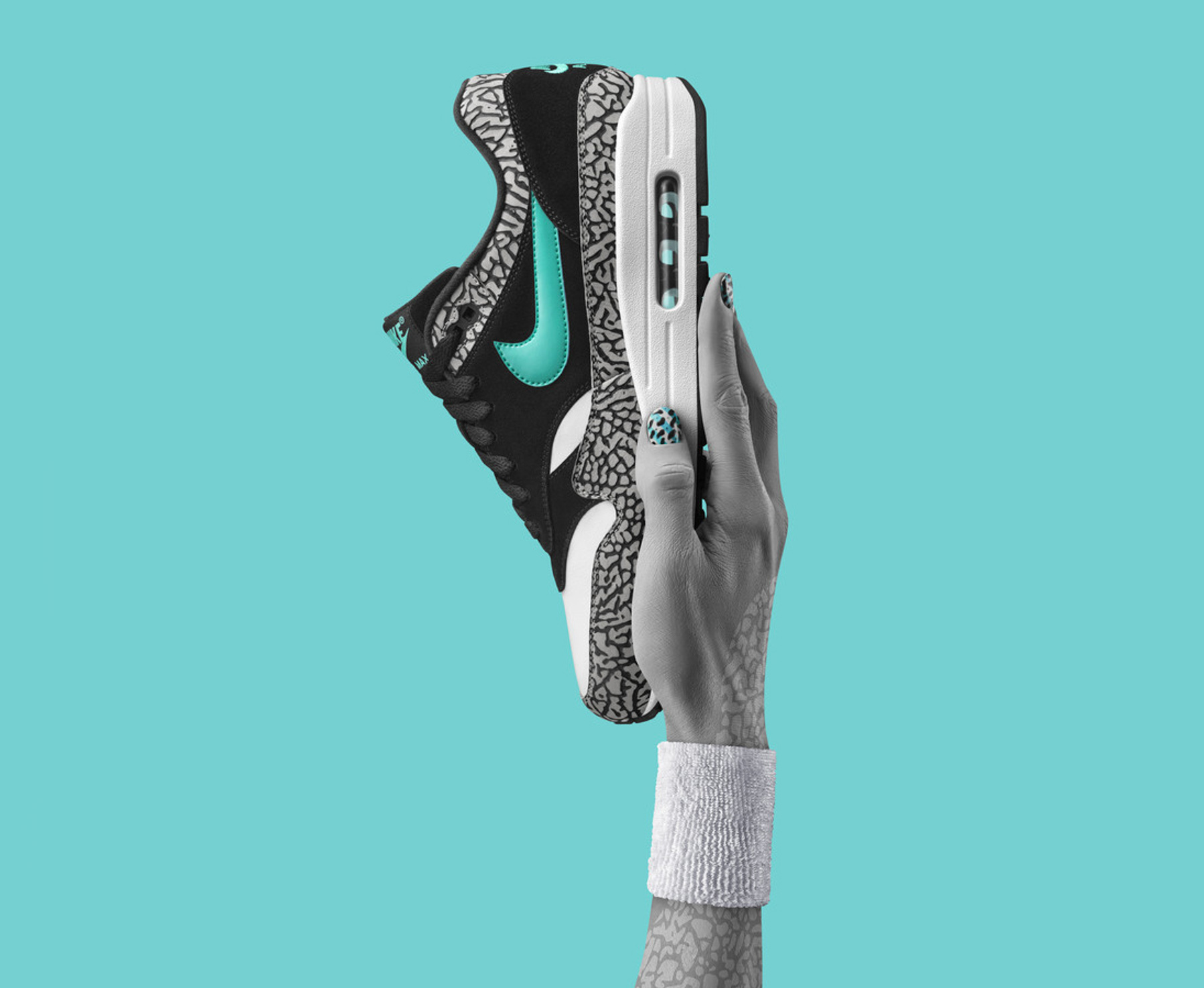 cheaper e3774 8f6d0 As the hotly anticipated Air Max Day slowly draws closer, we ve taken a  detailed look at Nike s Vote Back 2016 winner, the atmos x Air Max 1   Elephant ...