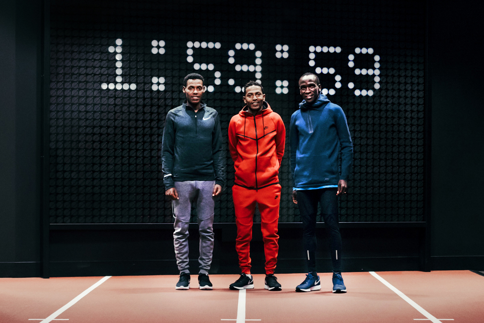 Nike Breaking2 Project