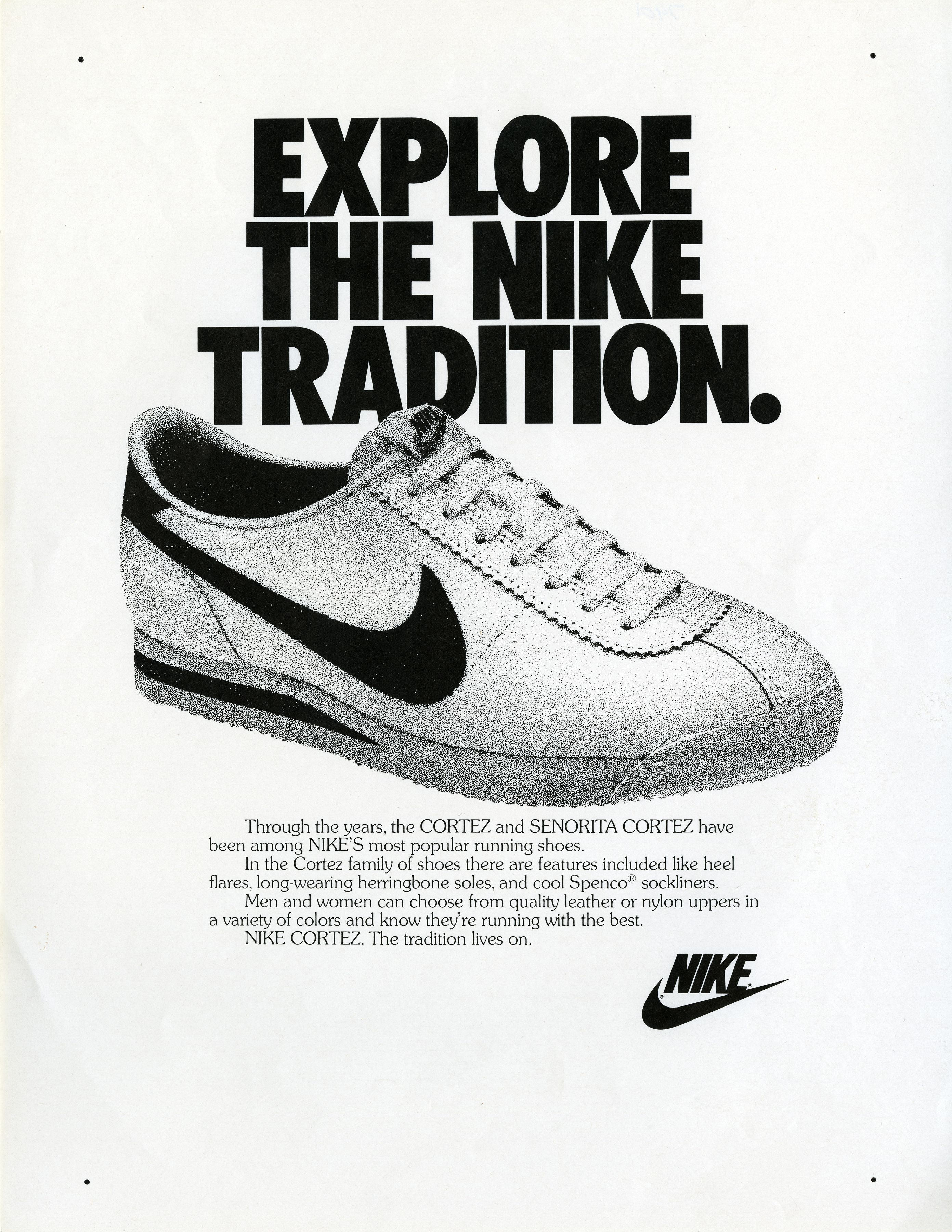 newest collection 61bf8 d363a A Brief History: Nike Cortez - size? blog