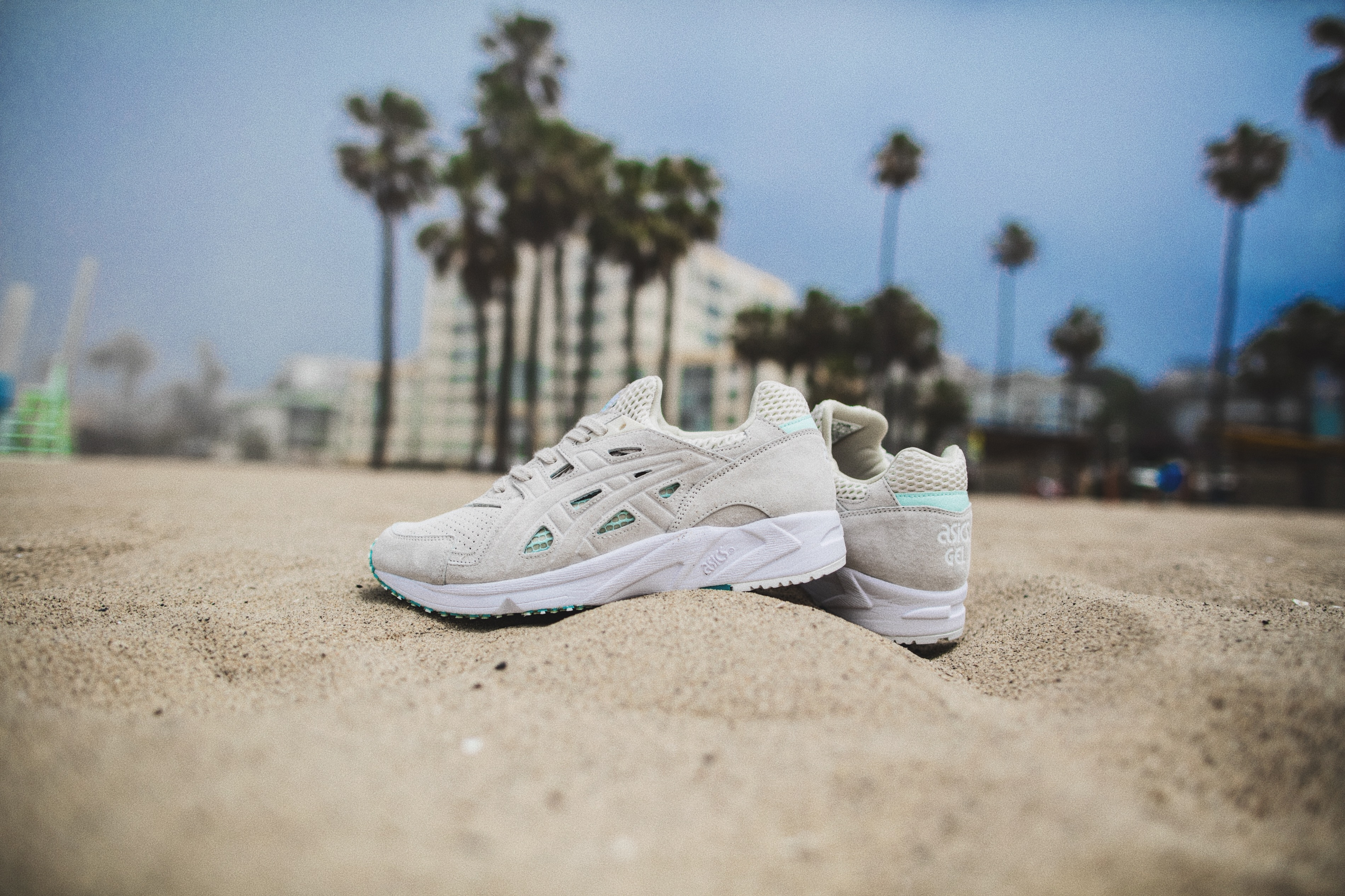size? x ASICS Tiger GEL-DS Trainer – '24 Hours in LA' – size? Exclusive