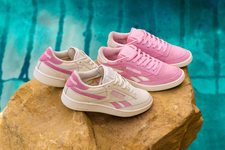 71b82ad9063 Reebok classic re cut revenge size exclusive size blog jpg 1500x1000  Sneakers reebok vintage pink