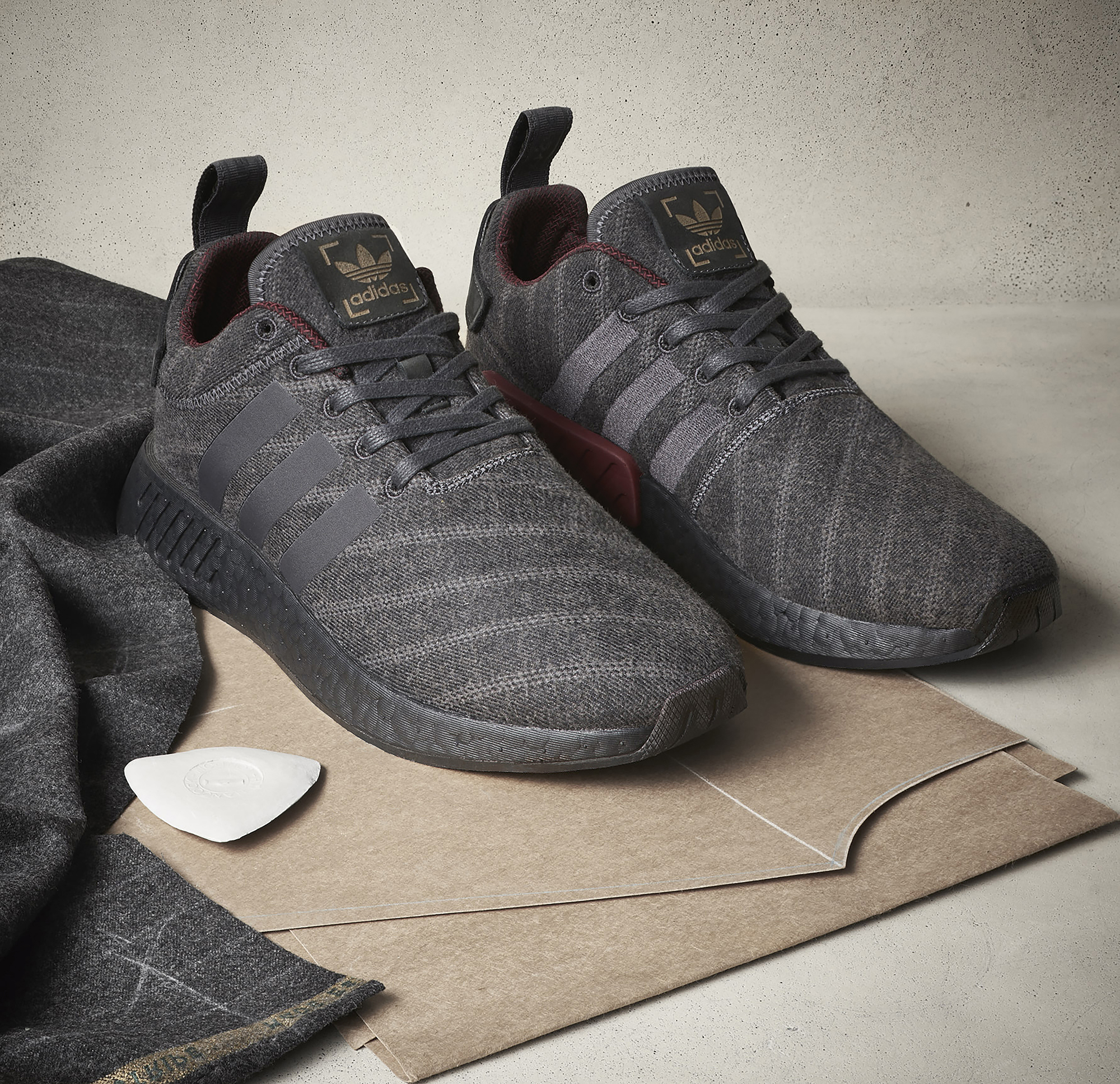 adidas Originals x size  x Henry Poole NMD Collection - size  blog dca60dd7a