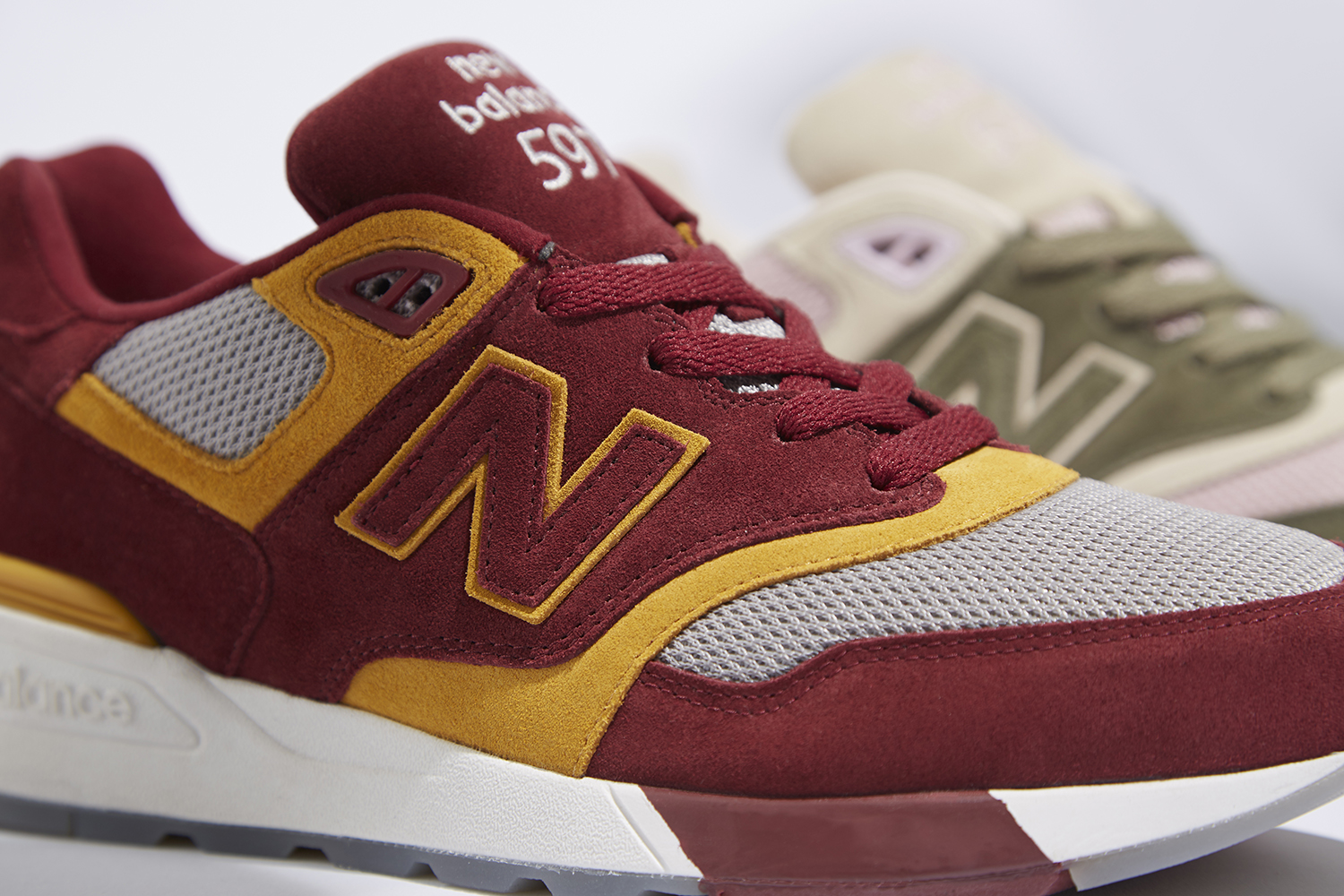 competitive price d3272 6ac16 New Balance 597 'Neotropic' - size? Exclusive - size? blog