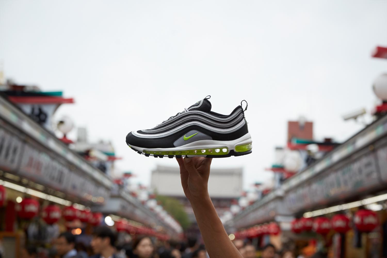 Nike Air Max 97 'Japan'