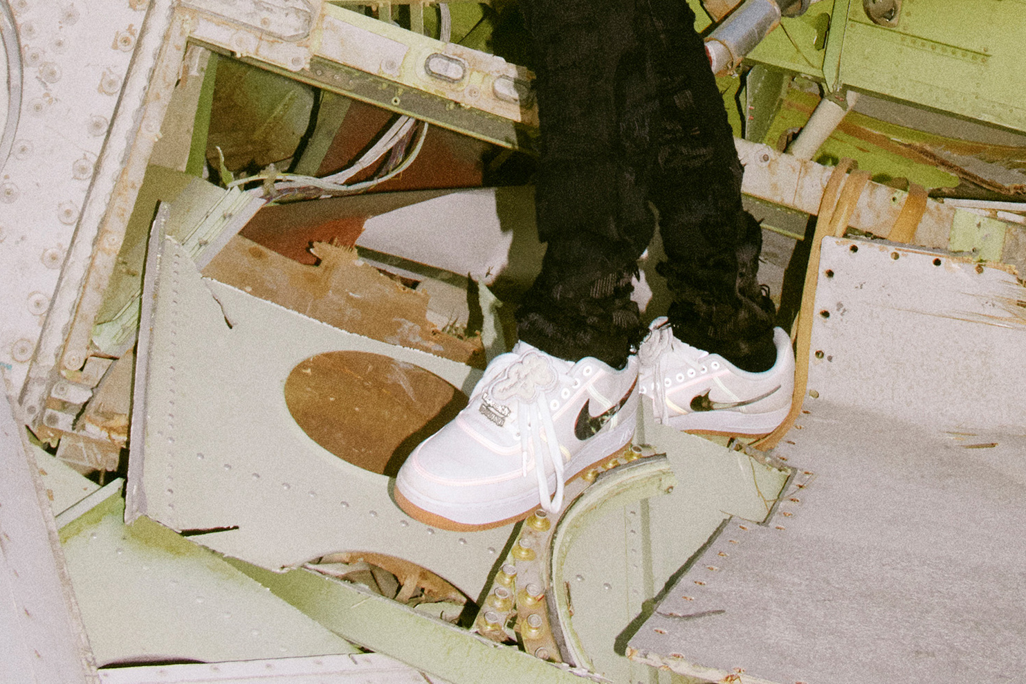 Nike AF-100 Collection – Travis Scott Air Force 1 Low