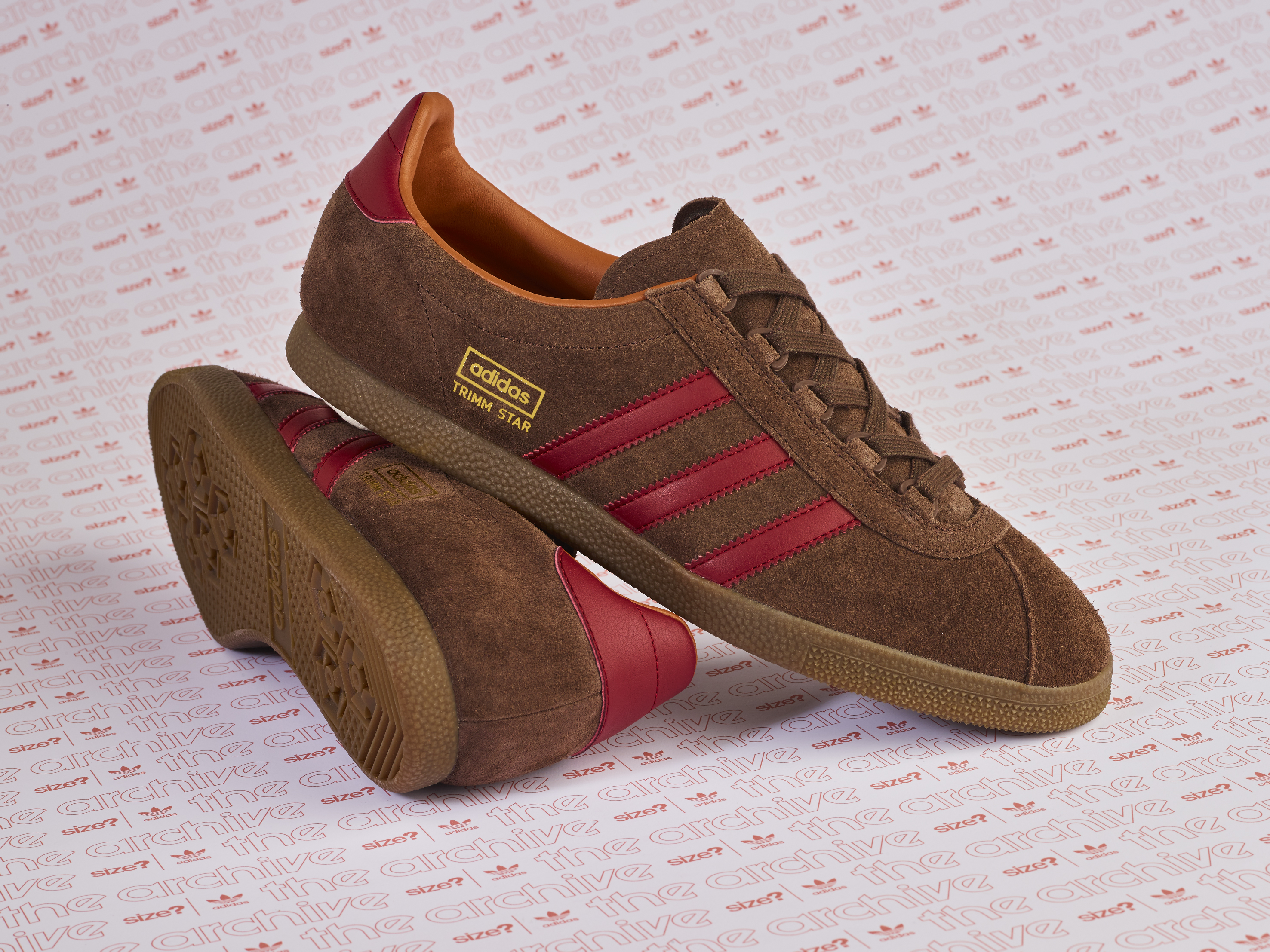 adidas Originals Archive Trimm Star – size? Exclusive