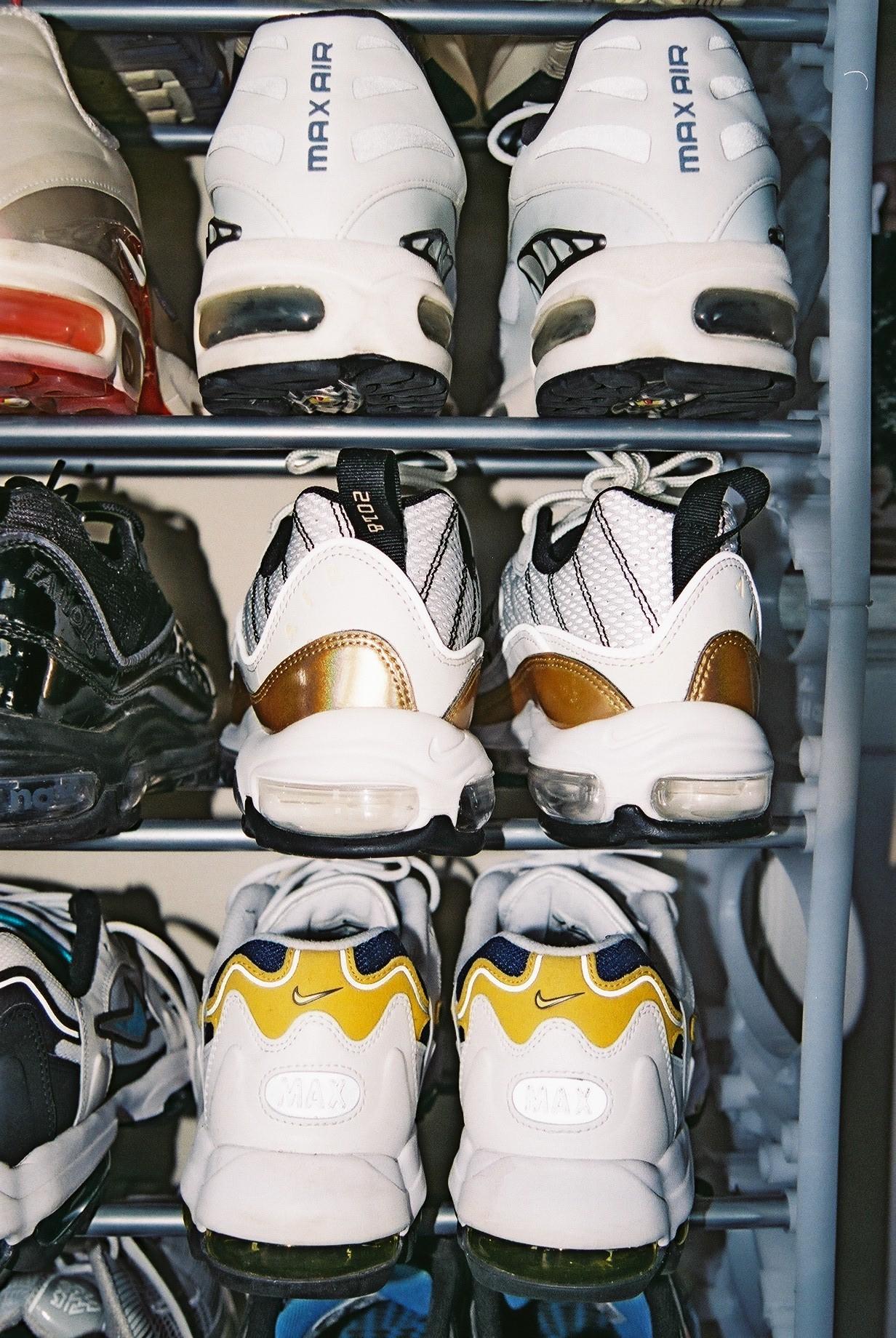 brand new 4a89e 2ca38 Nike Air Zoom Spiridon & Air Max 98 'GMT' Pack - size? blog