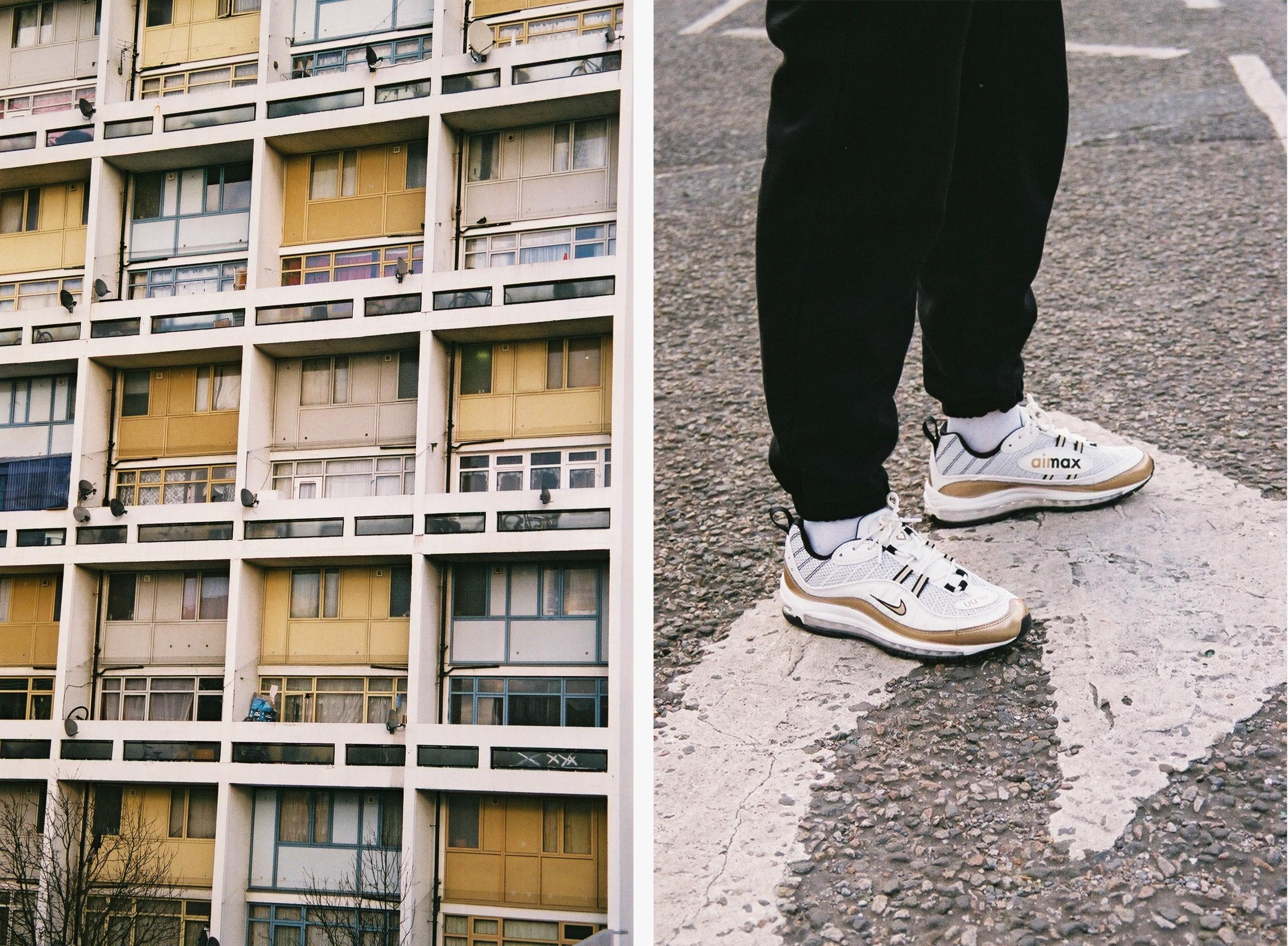 brand new 4a44a 1135a Nike Air Zoom Spiridon & Air Max 98 'GMT' Pack - size? blog