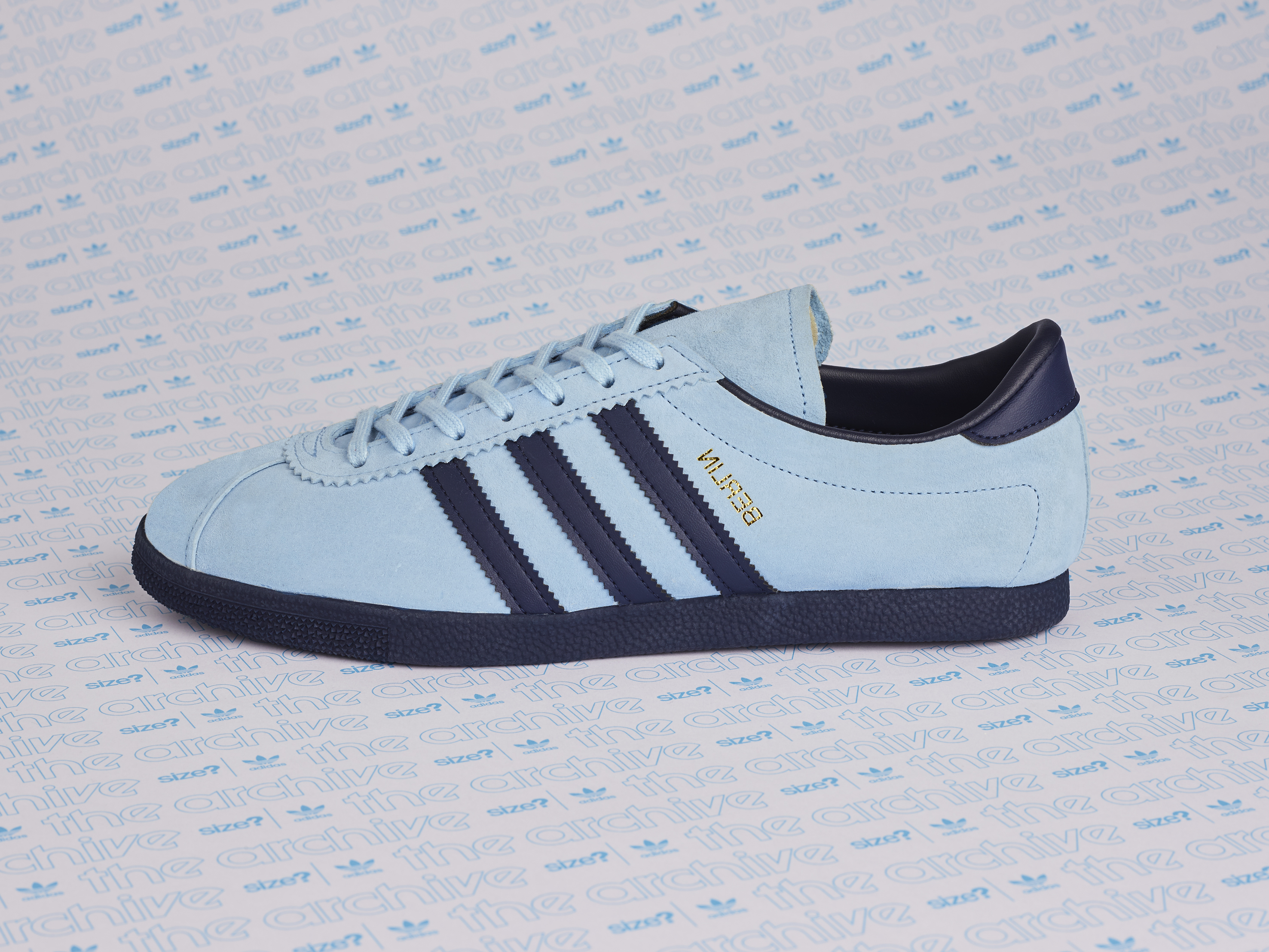 genio Socialista espejo  adidas Originals Archive Berlin OG - size? Exclusive - size? blog