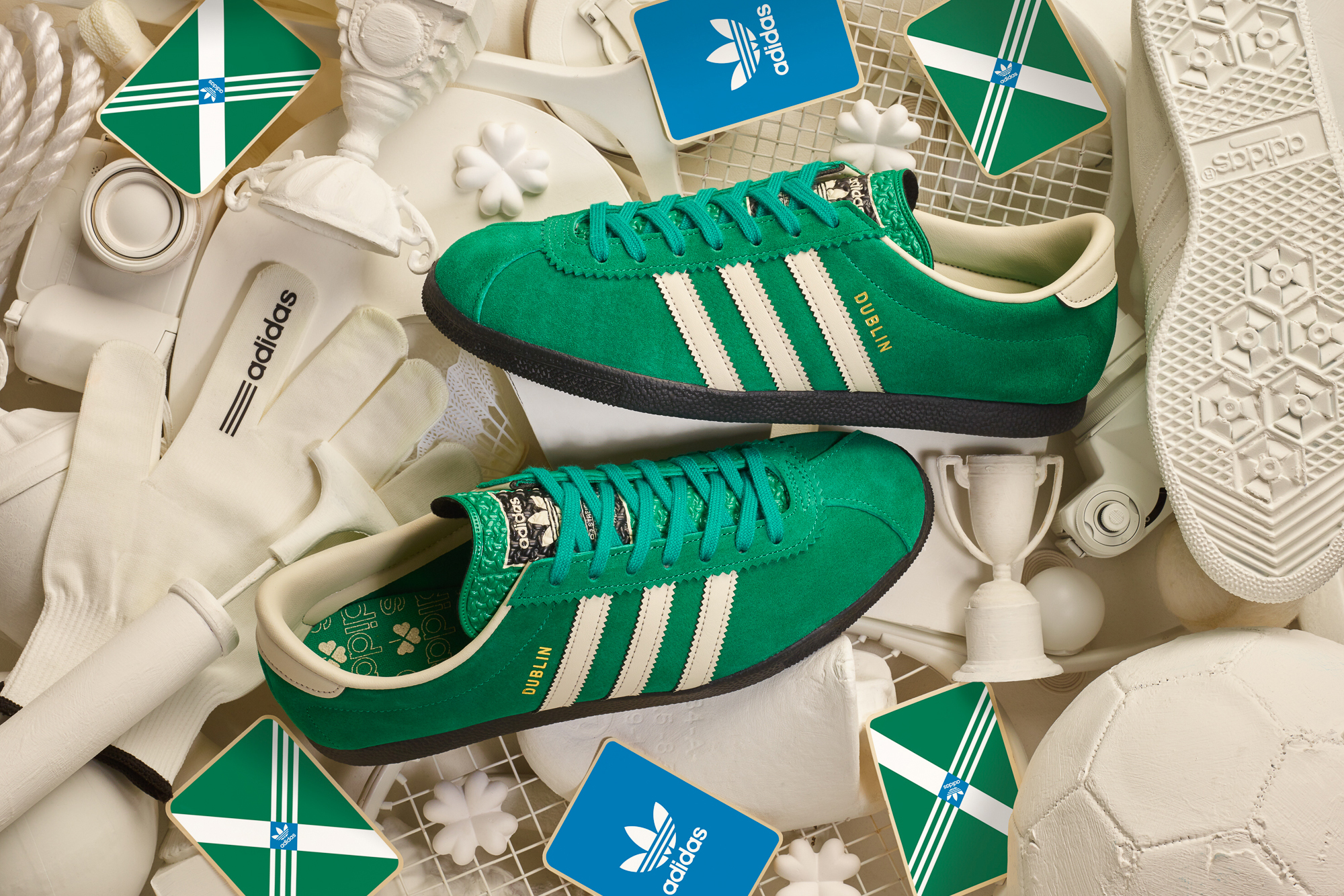 adidas Originals Archive Dublin 'St Patrick's Day' – size? Exclusive